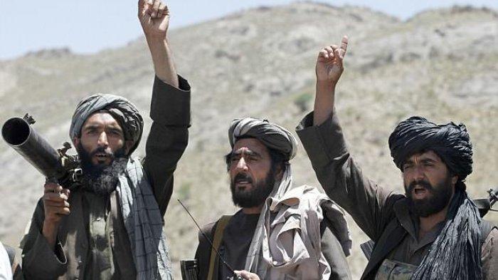 Pesawat Tempur AS Bombardir Militan Taliban di Provinsi Helmand Afganistan