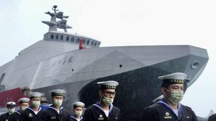 Taiwan meningkatkan produksi kapal selam dan korvet rudal untuk melawan ancaman China