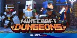 Update Link Download Minecraft Dungeons Terbaru, Versi Android: Nikmati Keseruannya