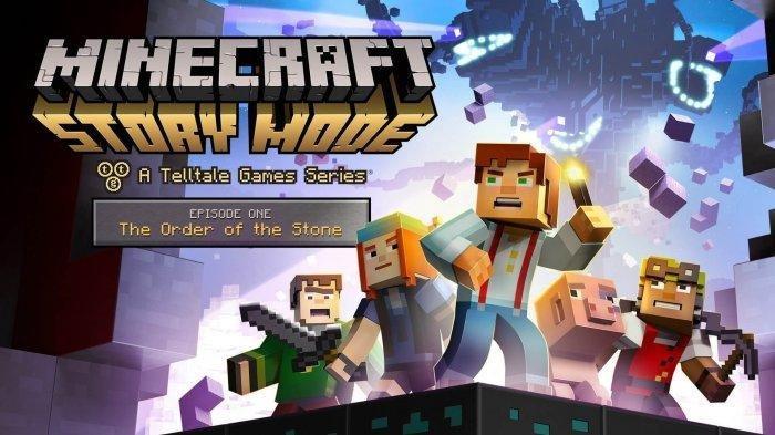 FAKTA-fakta Game Minecraft: Story Mode yang Harus Kamu Tahu