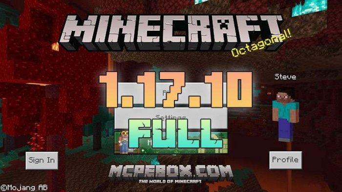 CARA Download Minecraft 1.17 Pocket Edition Sebelum 1.18 Dirilis, Install dari Google Play Store