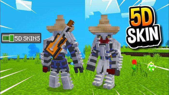 LINK Download 3D Textures Game Minecraft Versi Android