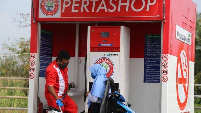 Pertamina Targetkan 1.647 Pertashop di Jawa Tengah dan DI Yogyakarta pada tahun 2021