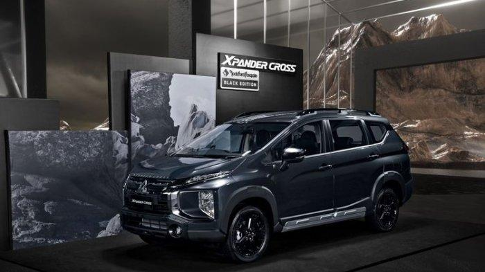 TERLARIS, Mitsubishi Kembali Luncurkan Varian Xpander Fosgate Black Edition untuk Pelanggan Setia