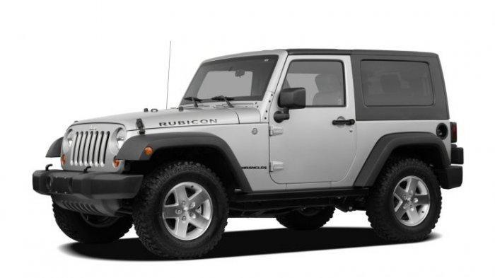 Ilustrasi: Mobil Jeep