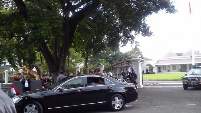Fakta-fakta Istana Kepresidenan Gedung Agung Yogyakarta yang Tak Banyak Diketahui Orang