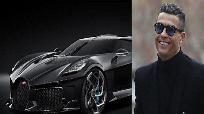 Mobil Mewah Termahal di Dunia yang Akan Dibeli Cristiano Ronaldo, Harganya Mencapai Rp177 Miliar