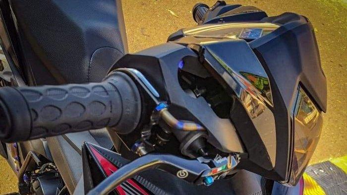 Modifikasi Honda Supra GTR 150