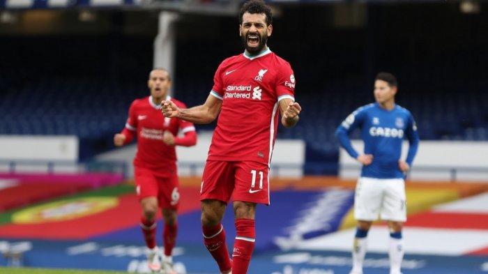 Liverpool vs Everton Liga Inggris Malam Ini: Bayang-bayang Gol Mohamed Salah