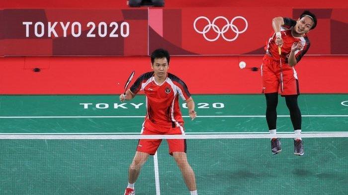 Siaran Langsung Bulu Tangkis Olimpiade Tokyo Hari Ini: Ahsan/Hendra Berjuang di Semi Final Sore Ini