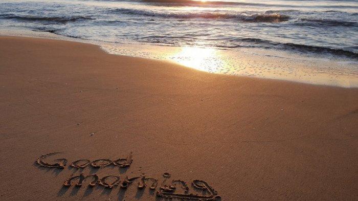Inspirasi 20 Ucapan Selamat Pagi Paling Romantis Untuk Pasangan Tercinta Tribun Jogja