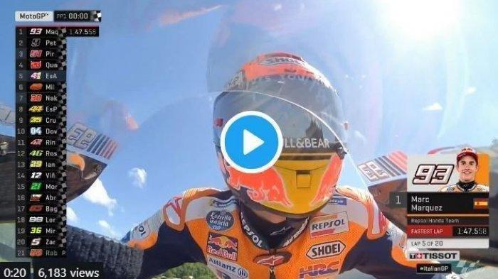 MotoGP 2019 Hari Ini, Hasil FP 1 dan Jadwal Livestreaming Race di Trans7, Quartararo Geser Marquez