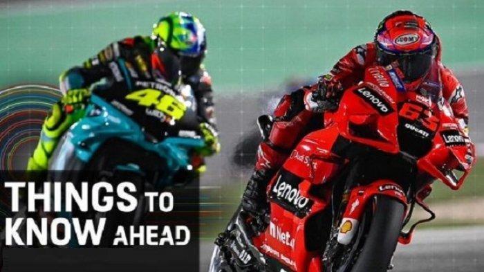 MotoGP 2021 Hari Ini: Murid Valentino Rossi Tak Tertandingi di FP2 Moto GP Jerez, Sang Guru Merana