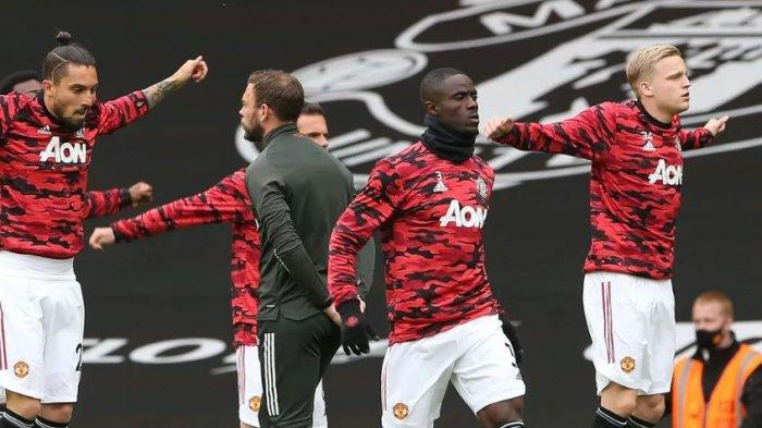 MU vs Leicester City, Daftar Pemain Cedera The Red Devils Lawan The Foxes