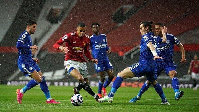 Hasil Liga Inggris Man United vs Leicester: MU Kalah, Man City Juara Premier League