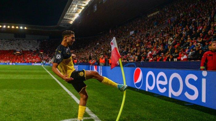 Masa Pinjam Achraf Hakimi Bersama Dortmund Berakhir Juni 2020, Balik ke Madrid?
