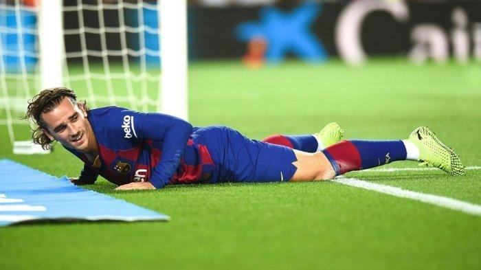LaLiga Santander: Mungkinkah Griezmann Balik ke Atletico Madrid Tinggalkan Barca?