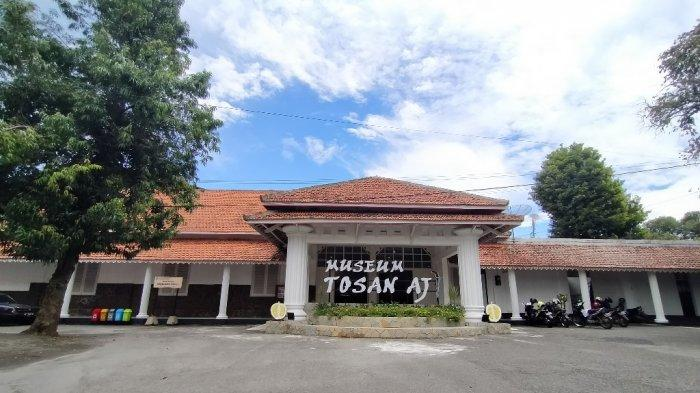 TRIBUN JOGJA TV : MUSEUM TOSAN AJI, Simpan Koleksi Keris Berumur 800 Tahun