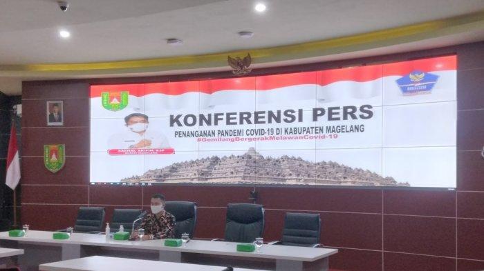 HUT Ke-37 Kota Mungkid Kabupaten Magelang Bakal Diselenggarakan Secara Sederhana