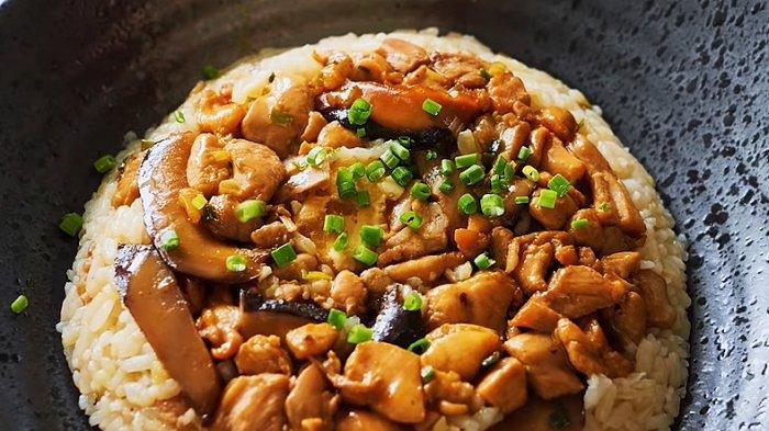 Resep Nasi Tim Anti Ribet Pakai Rice Cooker