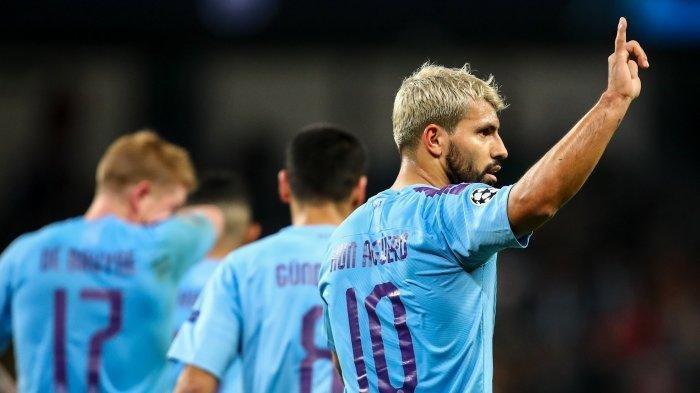 Tinggalkan Liga Inggris Kun Aguero ke Laliga Gabung Barca?