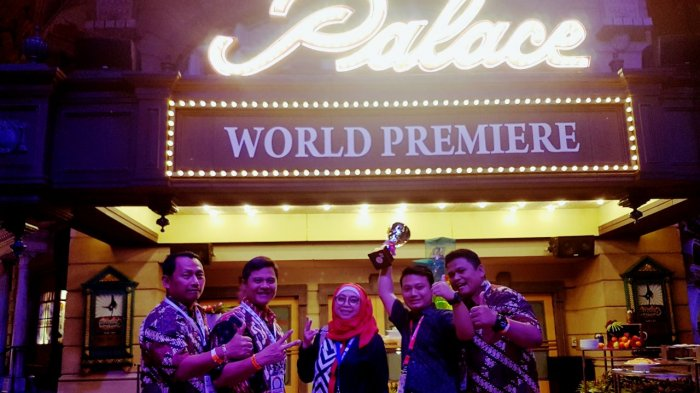 Nasmoco Bantul Juara Inovasi Body & Paint Repair Se-Asia Pasific