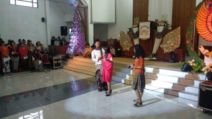 Forum Lintas Iman Ikut Ramaikan Perayaan Natal di GKJ Wonosari