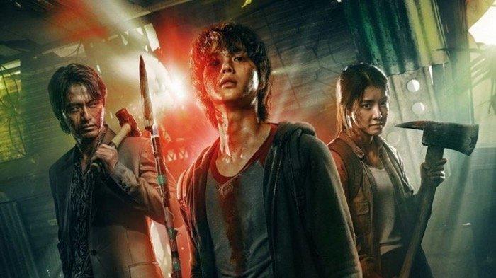 10 Drama Korea Terpopuler Netflix di Paruh Pertama 2021