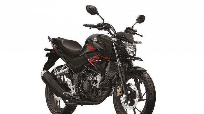New Honda CB150R StreetFire Tampil Lebih Gagah