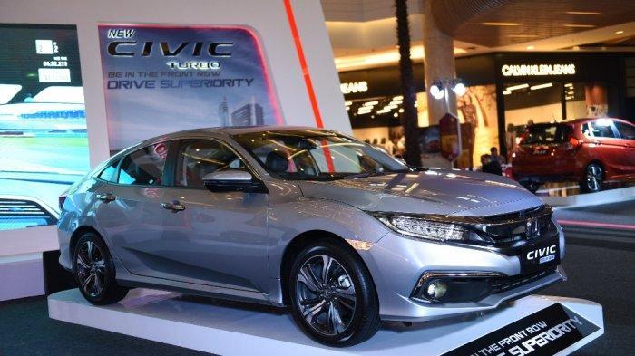 New Honda Civic 1.5L Turbo 2019 Kian Sporty dan Elegan