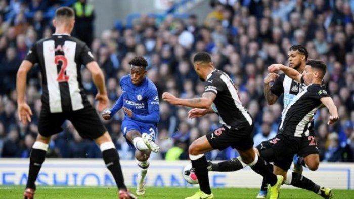 LINK Siaran Langsung Live Streaming Newcastle vs Chelsea Premier League: Diuntungkan Gol Bunuh Diri
