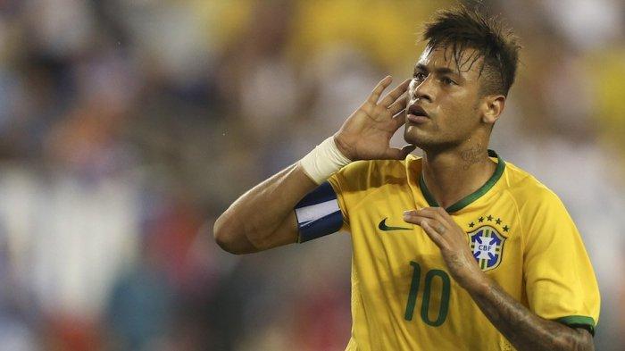 Brasil Tersingkir dari Piala Dunia 2018, Meme-meme Kocak Neymar Mulai Bertebaran di Medsos