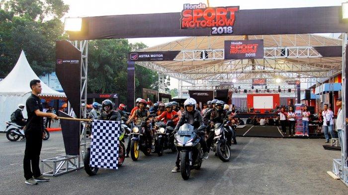 Honda Sport Motoshow Purwokerto Manjakan Pecinta Motor Sport
