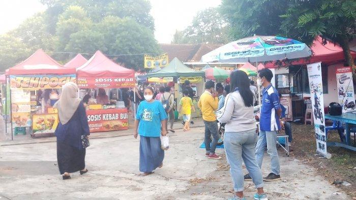 Ngabuburit Sambil Berburu Takjil di Pasar Ramadan Kota Magelang