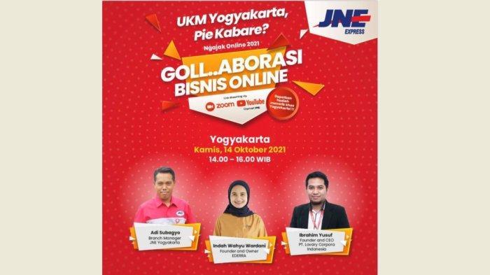 Ngajak Online dan Kirim Gratis di HUT ke-265 Kota Yogyakarta