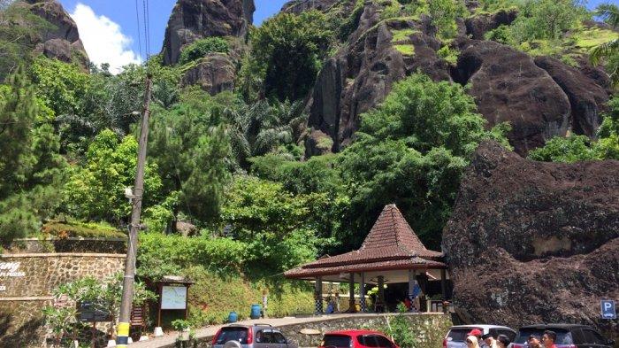 Jumlah Wisatawan di Nglanggeran Menurun, Namun Omzetnya Meningkat