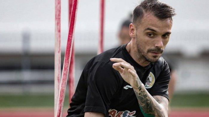 Mundur dari PSS Sleman, Nico Velez ke Sukhothai FC Thailand?