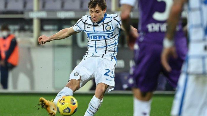 INTER MILAN: Nicolo Barella - Dibidik PSG dan Atletico & Mimpi seperti Dejan Stankovic