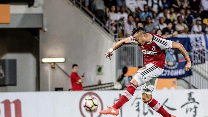 Inikah Striker Asing PSS Sleman untuk Liga 1 2021?