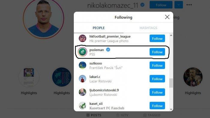 PSS Sleman: Mengungkap Misteri Pemain Asing Baru untuk Liga 1 2021