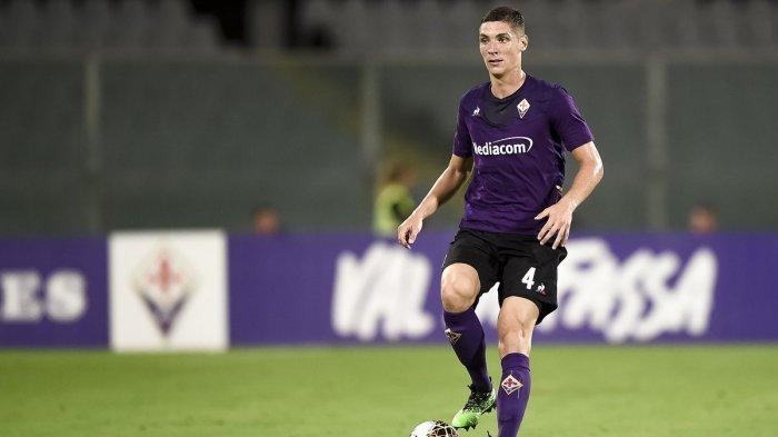 Nikola Milenkovic, Bek Fiorentina