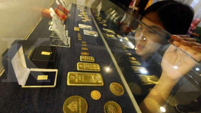 Harga Emas Antam Di Pegadaian Selasa 18 Agustus 2020 Tribun Jogja