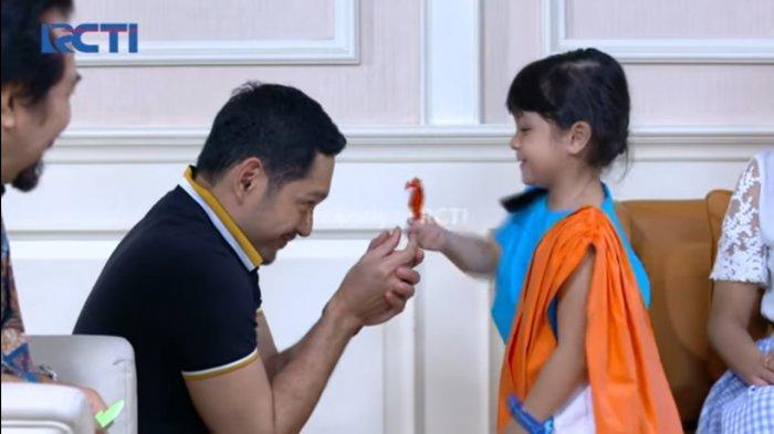 RINDU TAK TERBENDUNG di Sinetron Ikatan Cinta : Nino Dapat Kejutan Bertemu Reyna Kembali