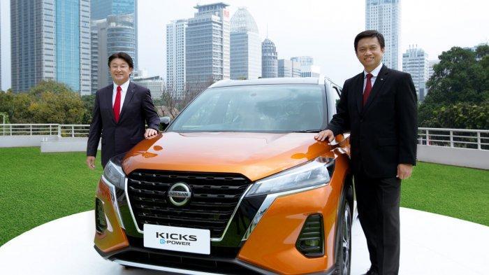 All-new Nissan Kicks e-POWER Bidik Konsumen Urban di Tanah Air