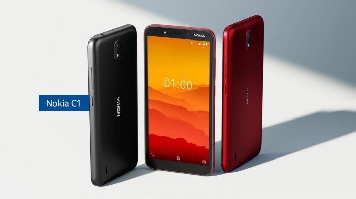 Sama-sama Jadi Ponsel Berharga di Bawah Rp 1 Juta, Ini Spesifikasi Nokia C1 Vs Advan Nasa