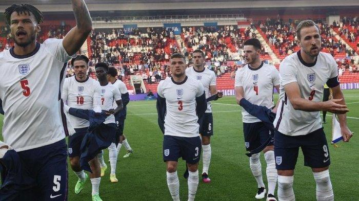 Timnas Inggris - Daftar Skuad Lengkap dan Channel TV Siaran Langsung Live Streaming EURO 2020