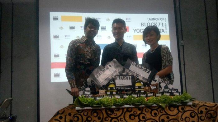 NUS Enterprise dan Salim Group Kembangkan Pusat Ekosistem Start-Up Block71 di Yogyakarta