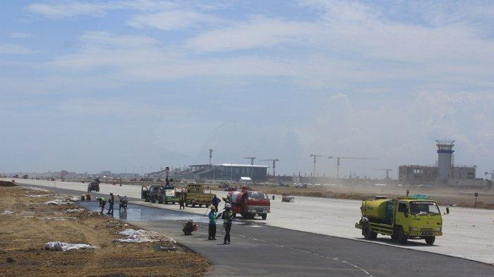 NYIA Kantongi Sertifikat Bandar Udara