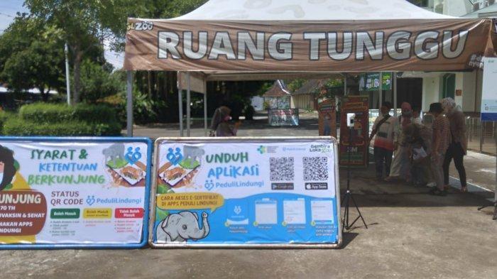 Hari Pertama Uji Coba Pembukaan, Puluhan Pengunjung Ditolak Masuk GL Zoo Kota Yogyakarta