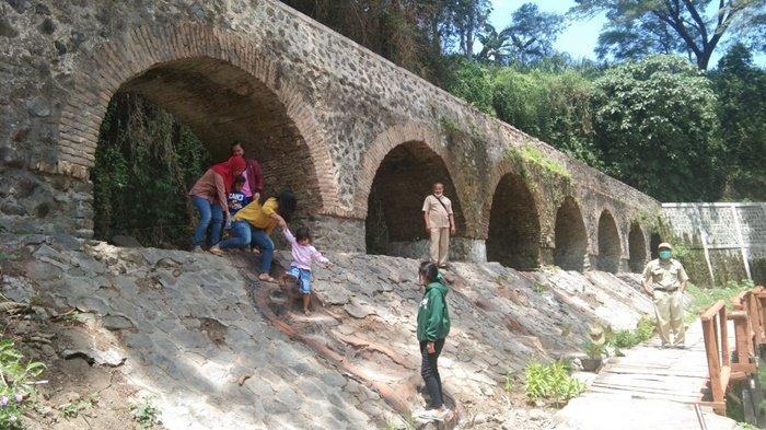 Plengkung Pitu, Saluran Air Peninggalan Belanda yang Dikembangkan Jadi Objek Wisata di Tulung Klaten